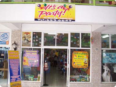 Party Rental Supplies Jamaica